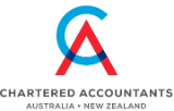Chartered Accountants of Australia and New Zealand logo