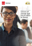drivers of change and future skills in Kenya