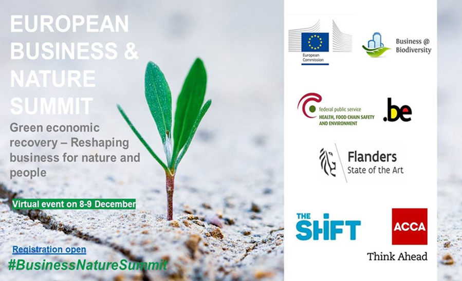 European Business & Nature Summit - 8-9 December 2020