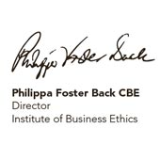 Philippa Foster Back CBE, Director, Instutute of Business Ethics