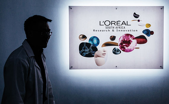 SOUTH AFRICA L'OREAL