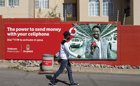 SOUTH AFRICA VODACOM