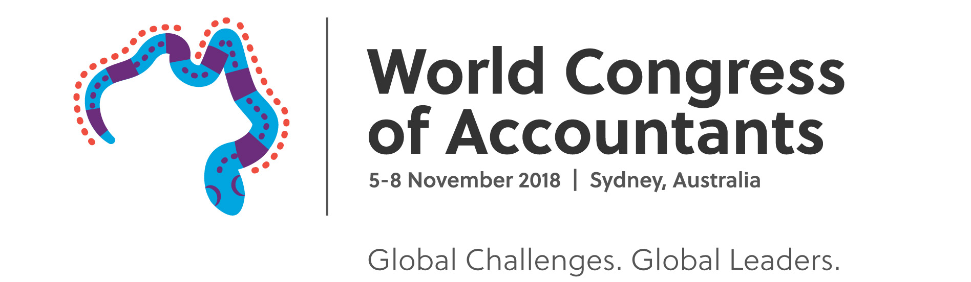 World Congress of Accountants logo