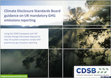 Guide for conformance with UK mandatory reporting regulations