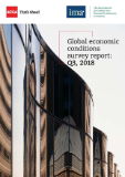 Cover image of the GECS Q3, 2018 report.