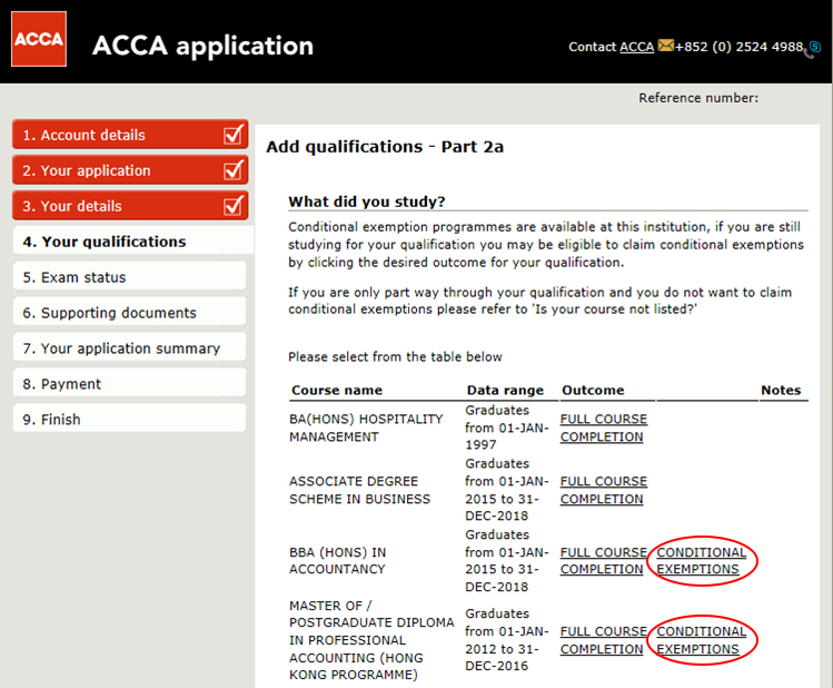 How to apply | ACCA Global