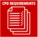 View CPD requirements