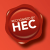 Recognised by HEC