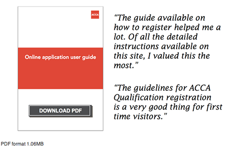 Download the online application user guide, PDF format, 1.06 MB
