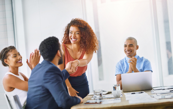 Five ways to... build trust with a new client