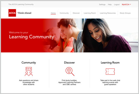 ACCA Learning Community